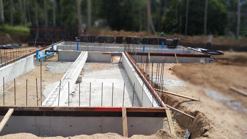 Vide sanitaire koh samui samui villa construction samui villa construction - Fondation vide sanitaire ...